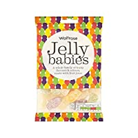 ゼリーの赤ちゃんの225グラム (Waitrose) (x 2) - Jelly Babies Waitrose 225g (Pack of 2)