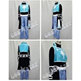 テイルズオブリバース ヴェイグリュングベル風 コスプレ衣装 男女XS-XXXL オーダーサイズも対応可能