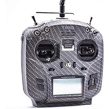 19年特別版 Jumper T8SG V2 Plus+ マルチプロトコル プロポ送信機 カーボンエディション ホールセンサージンバル LCDディスプレイ 技適・電波法認証済 (モード2)