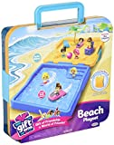 Gift'ems Beach Playset with Exclusive Boy Lifeguard Gift'em