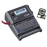 キングジム ラベルライター テプラPRO ソリッドグレー テープセット SR970A