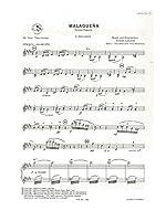 Ernesto Lecuona: Malaguena - Accordion 2 Part. For アコーディオン