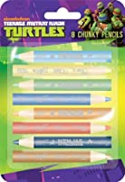 Anker Turtles 8 Chunky Pencils