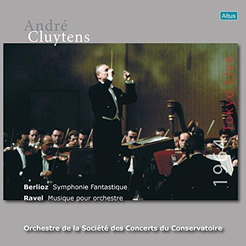 クリュイタンス /パリ音楽院、ただ一度の来日ライヴ集成 (Berlioz : Symphonie Fantastique | Ravel : Musique pour orchestre / Andre Cluytens | Orchestre de la Societe des Concerts du Conservatoire) [1964 Tokyo Live] [3LP] [Limited Edition] [日本語帯・解説付] [Analog]