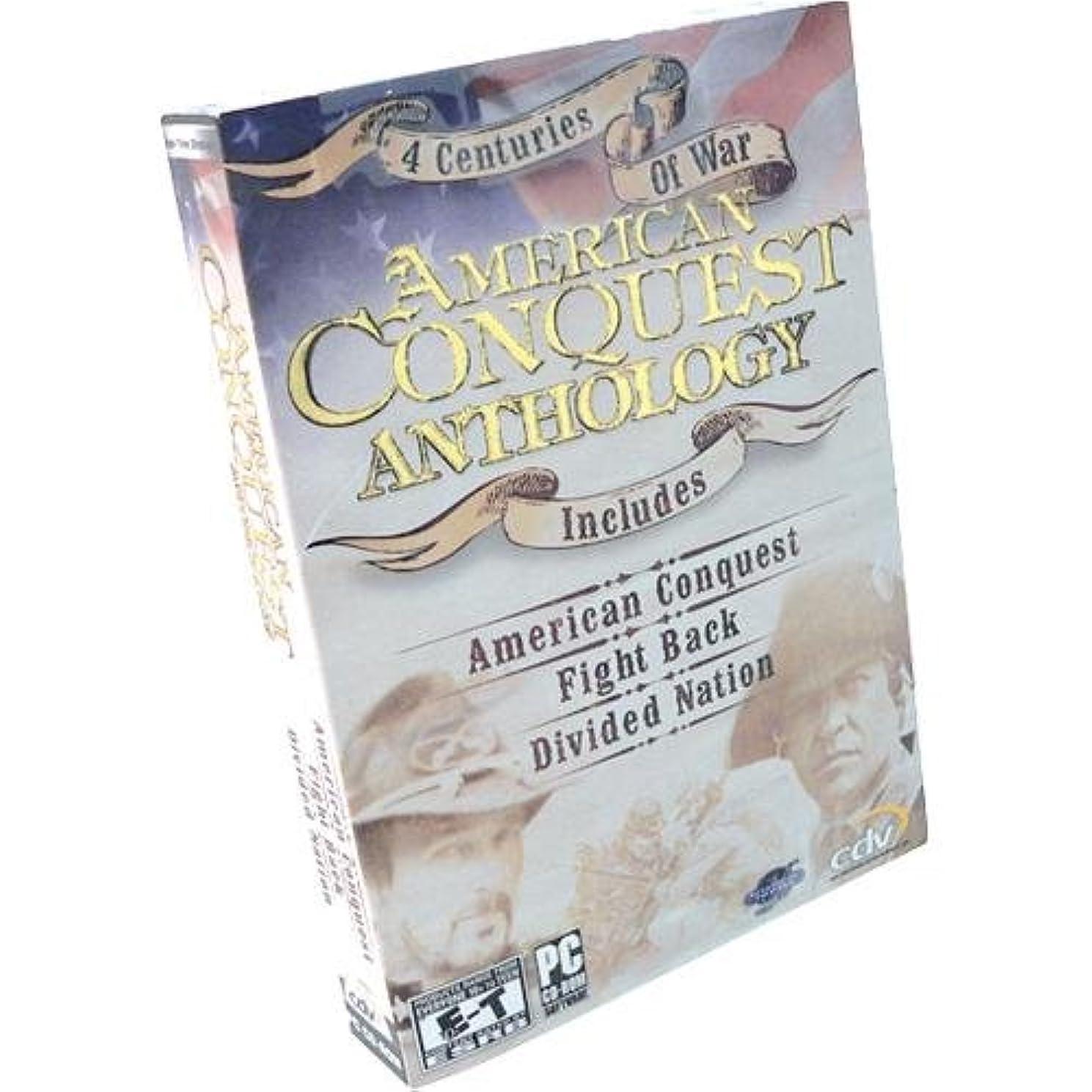 高さ歯科医忌まわしいAmerican Conquest Anthology (輸入版)