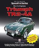 トライアンフの洋書「How to Improve Triunph TR2-4A」