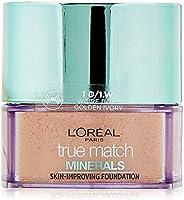 L'Oréal Paris True Match Mineral Foundation 1.W I
