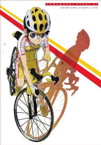 弱虫ペダル Vol.1 初回生産限定版 【渡辺航描き下ろし漫画ブックレット他付き】 [DVD]