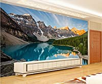 Sproud 環境の風景をリビングルームのソファテレビ背景の壁拡張スペース 350 Cmx 245 Cm の壁紙壁紙のシームレスな壁画