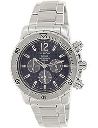 セイコー SEIKO 腕時計 ソーラー クロノグラフ SSC221P1[逆輸入品]