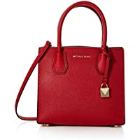 Michael Kors Women's Mercer, Brightred1, One Size, 1