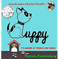 Puppy: 12 Months of Rhymes and Smiles (English Edition)