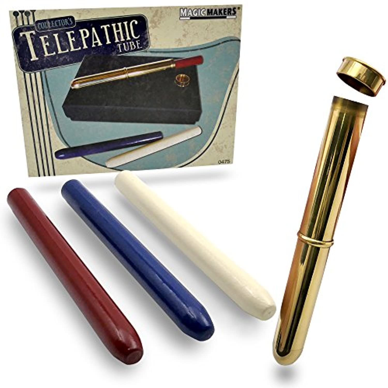 Telepathic Tube By Magic Makers
