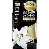 Ban(バン) 爽感さっぱりシャワーシート スパークリングフローラルの香り 36枚
