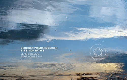 シベリウス : 交響曲全集 (Jean Sibelius : Symphonies 1-7 / Berliner Philharmoniker | Sir Simon Rattle) [4CD+2Blu-ray (Audio & Video)] [輸入盤] [日本語帯・解説付]