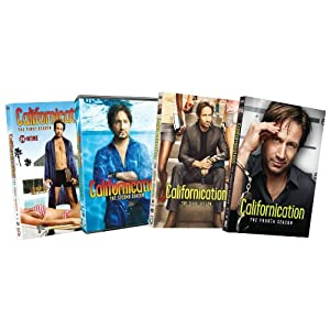 Californication: Four Season Pack [DVD] [Import]