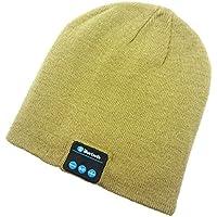 [Nyanny(ニャニー)] 帽子 ニット Bluetooth 搭載 防寒 音楽 スマホ ペアリング ワイヤレス イヤホン内蔵