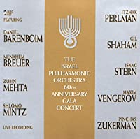 Israel Philharmonic Orchestra-60th Anniversary Gala Concert