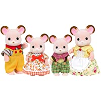 SYLVANIAN FAMILIES - FAMILIES - Field Mouse Family - 4178 by SYLVANIAN [並行輸入品]