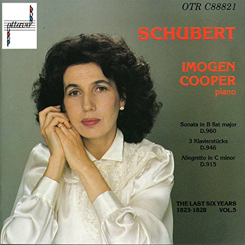 Schubert: Last Six Years Vol 5
