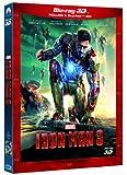Iron Man 3 (3D) (Blu-Ray+Blu-Ray 3D) [Italian Edition]