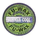 FU WAX(フーワックスフワックス) SURF WAX(サーフワックス) (サマークール(水温17℃?21℃))