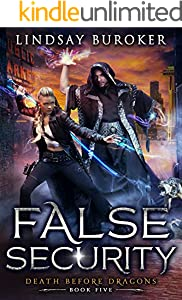 False Security: an Urban Fantasy Adventure (Death Before Dragons Book 5) (English Edition)