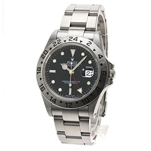 ROLEX(ロレックス) エクスプローラー2 腕時計 ステンレス/SS メンズ (中古)