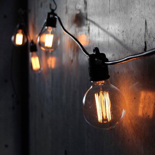 RoomClip商品情報 - Strings Light 6 socket ストリングライト 6ソケット 複数本連結可能