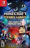 Minecraft: Story Mode - The Complete Adventure (輸入版:北米) - Nintendo Switch ニンテンドー スイッチ マインクラフト ストーリーモード コンプリートアドベンチャー [並行輸入品]