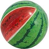 INTEX(インテックス) ビーチボール ウォーターメロンボール 直径107cm 58075 [日本正規品]