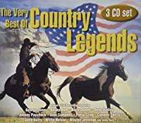 Very Best of Country Legends