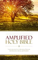 Holy Bible: Amplified, Captures the Full Meaning Behind the Original Greek and Hebrew