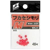TAKAMIYA(タカミヤ) H.B CONCEPT フカセシモリ 楕円 JJ-0012 蛍光レッド M