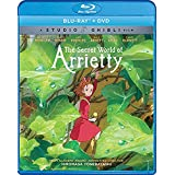 The Secret World of Arrietty Blu Ray