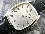 IWC オールドインター トノーケース 1972年 アンティーク モザイク文字盤 ローマンインデックス 手巻き 時計 並行輸入品