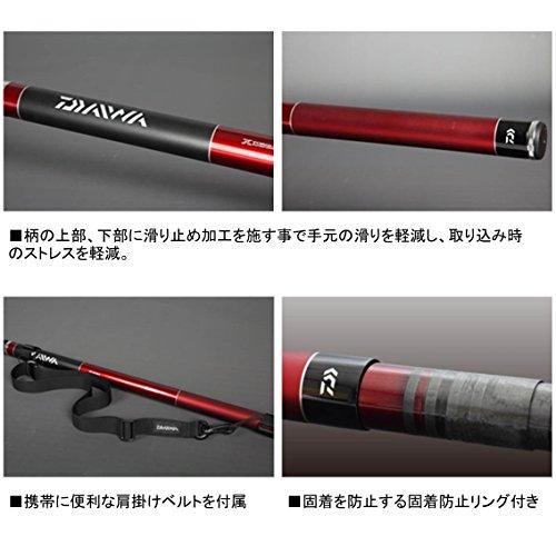 ダイワ(Daiwa) 玉の柄 ブラックジャックスナイパー 600 Q
