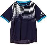 [アディダス] トレーニングウェア TRN CLIMACOOL グラフィック Tシャツ [ボーイズ] FTJ66 カレッジネイビー (DU9770) 日本 J160 (日本サイズ160 相当)