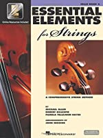 Essentials Elements 2000 For Strings Book 2: Cello