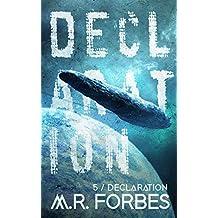 Declaration (Forgotten Colony Book 5)
