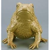でかいっ! 特大 メガ メガシリーズ やわらか 金 カエル