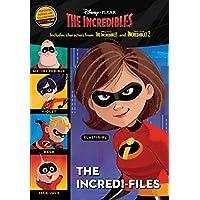 The Incredi-Files (Disney/Pixar The Incredibles 2) (Disney/Pixar: Incredibles)