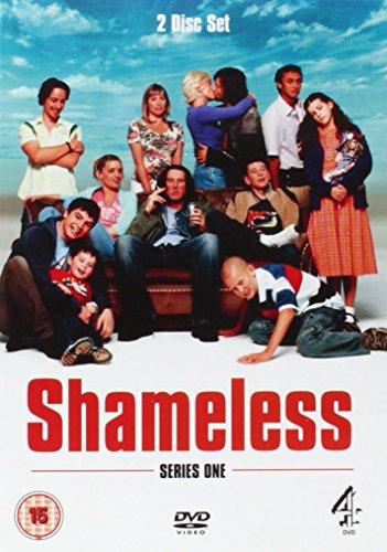 Shameless/シェイムレス Series 1/シリーズ1(Channel4バージョン)[PAL-UK][Import]