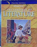 Language of Literature, Grade 11: Mcdougal Littell Language of Literature Florida (Lang of Lit Rev 6-12 00-01)