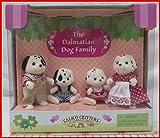 US版シルバニアファミリーCALICO CRITTERSダルメシアン犬の家族