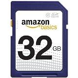 Amazonベーシック SDHCカード 32GB class10