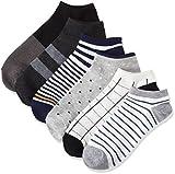 adidas 靴 (ハルサク) HARUSAKU シンプル 靴下 メンズ おしゃれ くるぶし ソックス カジュアル スニーカー 25 ~ 29 cm セット