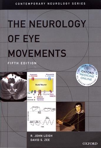 Download The Neurology of Eye Movements (Contemporary Neurology Series) 0199969280