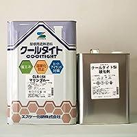 エスケー化研 クールタイトSi 淡彩色 16kgセット CLR-164 マリンブルー