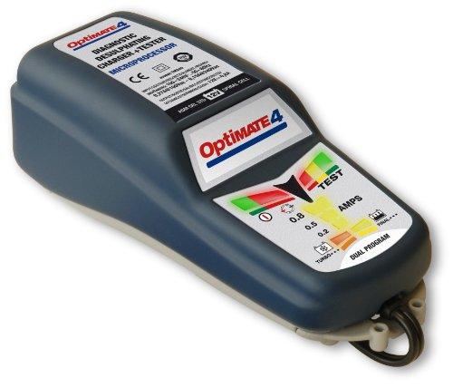 オプティメート 4 OptiMate 4 充電器 輸入品